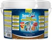 TetraPro Energy Crisps специалный энергетический корм для всех видов аквариумных рыб, чипсы 10 л