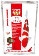 Корм основной Sera KOI Prof. Spirulina Color для яркой окраски и роста рыб, 1 кг