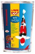 Корм Sera KOI Professional Spring/Autumn для кои в сезон весна/осень, 0,5 кг