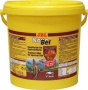 Основной корм JBL NovoBel для пресноводных аквариумных рыб, хлопья 10,5 л