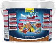 TetraPro Color Crisps специальный корм для яркого окраса всех видов аквариумных рыб, чипсы 10 л