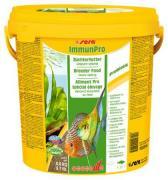 Основной корм Sera ImmunPro для выращивания крупных рыб, гранулы 10 л