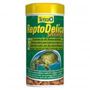 Корм для рептилий TETRA Repto Delica Shrimps с креветками для водных черепах 250мл