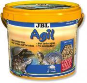 Основной корм JBL Agil для водных черепах 10-50 см, палочки 10,5 л