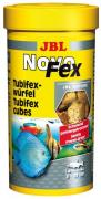 Корм JBL NovoFex из трубочника для рыб и черепах, 250 мл