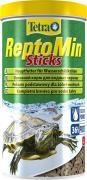TetraReptoMin основной корм для черепах, палочки 1 л
