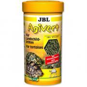 Основной корм JBL Agivert для сухопутных черепах 10-50 см, палочки 1 л