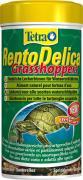 TetraReptoDelica Grasshoppers натуральное лакомство (кузнечики) для водных черепах, 250 мл