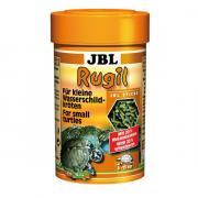 Корм JBL Rugil для маленьких водных черепах, палочки 100 мл