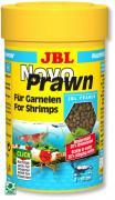 Основной корм JBL NovoPrawn для креветок, гранулы 100 мл