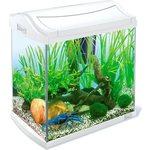 Аквариумный комплекс Tetra AquaArt Discover Line Crayfish White Edition для содержания раков и креветок 30л (белый)