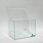 Аквариум HomeFish Мини для рыб, рептилий и насекомых П 10 (280x165x210)