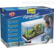 Аквариум Tetra AquaArt 60l Tropical БЕЛЫЙ