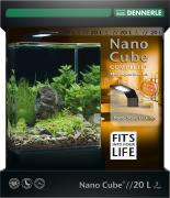 Аквариум Dennerle NANOCube Complete+ Style LED, 20 л