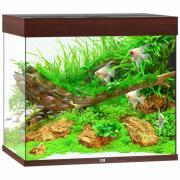 Аквариум для рыб Juwel Lido 120 LED, темное дерево, 120 л