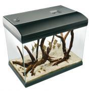 Аквариумный комплекс для рыб Newa Mirabello MIR60 LED, черный, 60 л