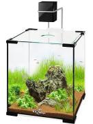 Аквариум Biodesign Q-SCAPE 6,5, 19х19х23 см, 6,5 л