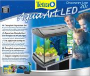 Аквариум Tetra AquaArt LED Shrimp для креветок, 20 л