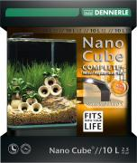 Аквариум Dennerle NANOCube Complete+ Style LED, 10 л