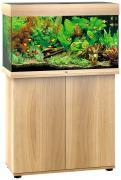 Аквариум для рыб Juwel Rio 180 LED, влагозащитная поверхность, светлое дерево, 180 л