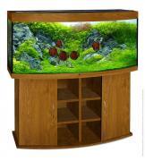 Аквариум Biodesign ПАНОРАМА 450 без свет-ка, 420 л, 151х56х68 см (золотой дуб)