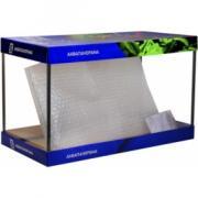 Аквапанорама Rectangular Aquarium (coverslip) Аквариум прямоугольный с покровным стеклом 38 л