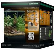 Нано-аквариум для рыб, креветок Dennerle NanoCube Complete PlusStyle LED M, бесшовный, 30л