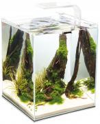 Аквариумный комплекс для креветок Aquael Shrimp Set Smart LED Plant ll, 30л
