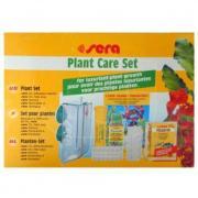 Наб для ухода за раст-ми SERA Plant Care Set, CO2-Start,Florena 100мл,Florenette-A 24т,Flore Plus24т