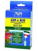 Набор API General & Carbonate Hardness Test Kit для измерения GH и KH в пресной воде