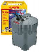 Внешний аквариумный фильтр SERAfil BIOACTIVE 250 + УФ, 750 л/ч