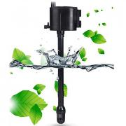 Аквариумы Водные насосы Бесшумно Пластик AC 220-240V