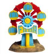 Декор для аквариумов PRIME Колесо обозрения 9,7х9х12см