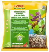 Грунт Sera FLOREDEPOT для аквариумных растений, 2,4 кг