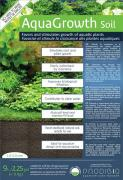 Грунт аквариумный Prodibio AquaGrowth Soil для растений, 1-3 мм, 9 л
