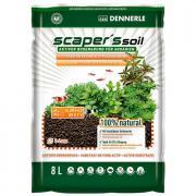 Грунт питательный Dennerle SCAPER'S SOIL для аквариумов, 1-4 мм, 8 л