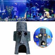 Оформление аквариума Орнаменты / Камни Искусственная Резина