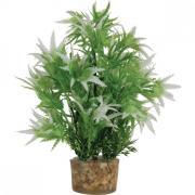 Растение для аквариумов ZOLUX пластиковое в грунте 5x5x20см M1