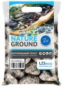 Грунт для аквариума UDeco Stream Spotted 30-50 мм 2 л