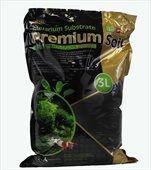 Субстрат премиум класса Ista для аквариумных растений/креветок, 3 л, гранулы 1,5-3,5 мм