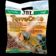 JBL TerraCoco Натуральный субстрат из кокосовых чипсов для любых видов террари 5 л