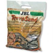 Донный грунт JBL TerraSand natural red для пустынных террариумов, красный, 7,5 кг