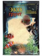 Кварцевый песок Эко грунт 0.3-0.9mm 7kg White 7-1017