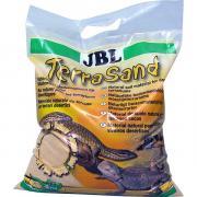 Донный грунт JBL TerraSand natur-gelb для сухих террариумов, желтый, 7,5 кг