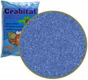 Песок CaribSea Crabitat для раков-отшельников (1 кг, Голубой)