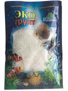 Кварцевый песок Эко грунт Кристальный 1-2mm 1kg 500045
