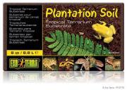 Exo Terra Plantation soil субстрат натуральный кокосовая крошка, 8,8 л