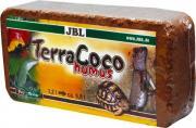 Натуральный субстрат JBL TerraCoco Humus кокосовый перегной для террариумов, брикет, 600 г