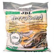 Донный грунт JBL TerraSand weiss для сухих террариумов, белый, 7,5 кг