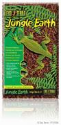 Exo Terra Jungle Earth субстрат натуральный земля тропического леса, 26,4 л